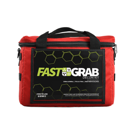 FastGrab Decontamination Kit