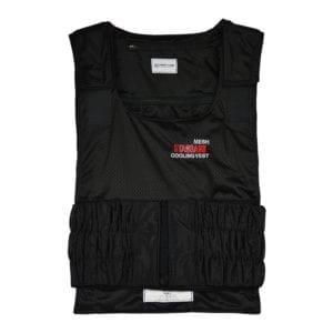 Black Standard Mesh Cooling Vest