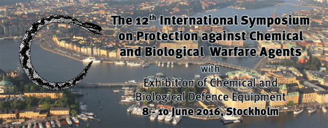 The 12th International Symposium on Protection against Chemical and Biological Warfare Agents