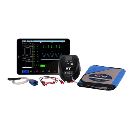 Wireless Vital Signs Monitor