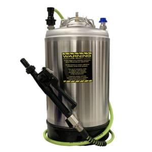 DeconKeg Sprayer